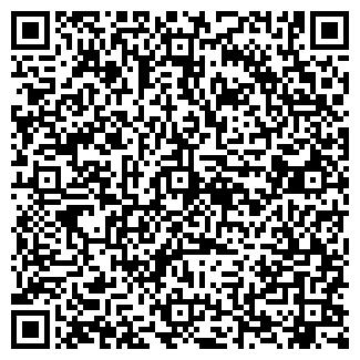 QR-код с контактной информацией организации УРГЮА