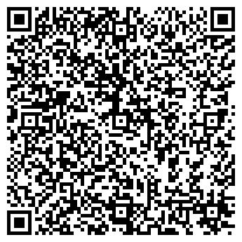 QR-код с контактной информацией организации БЕЛЫЙ МЕДВЕДЬ САУНА