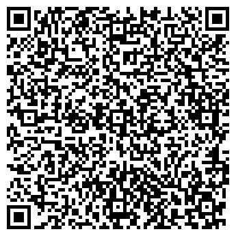 QR-код с контактной информацией организации КАЛИГУЛА САУНА