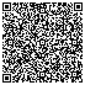 QR-код с контактной информацией организации КОСК РОССИЯ ОАО САУНА