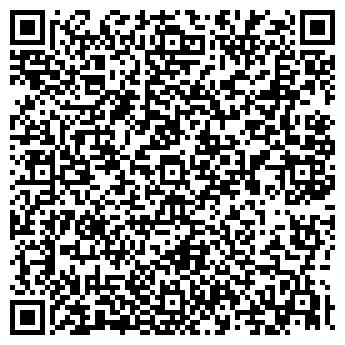 QR-код с контактной информацией организации САУНА ИП БУРИЧКО