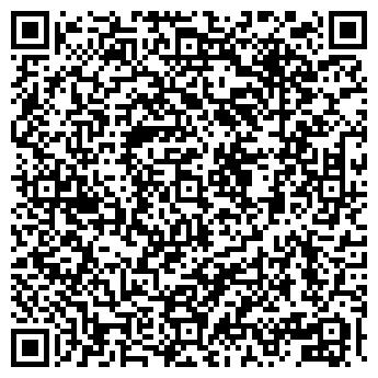 QR-код с контактной информацией организации САУНА НА ПОСАДСКОЙ