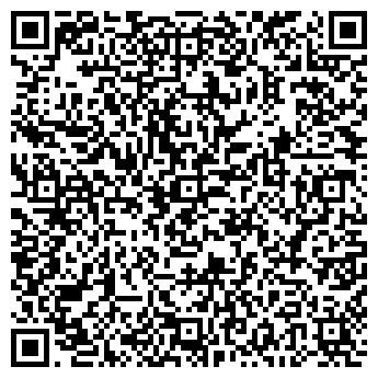 QR-код с контактной информацией организации ТРОПИКАНКА САУНА