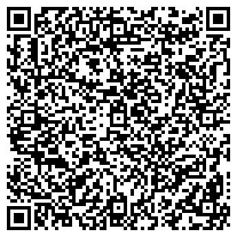 QR-код с контактной информацией организации РОДОНИТ ДЮСШ
