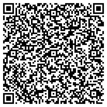 QR-код с контактной информацией организации ВИСТА МЕЖДУНАРОДНОЕ ТУРИСТИЧЕСКОЕ АГЕНТСТВО, ООО