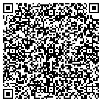 QR-код с контактной информацией организации КАПРИЗ-ТУРИЗМ