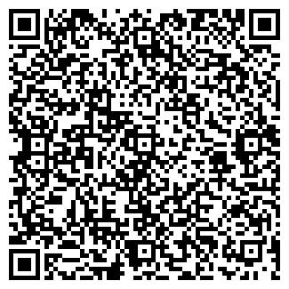 QR-код с контактной информацией организации ООО САЛЮС
