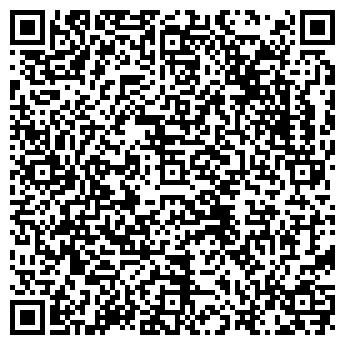 QR-код с контактной информацией организации ООО ЮРФИКОН