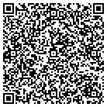 QR-код с контактной информацией организации АК ПАРАДИГМА
