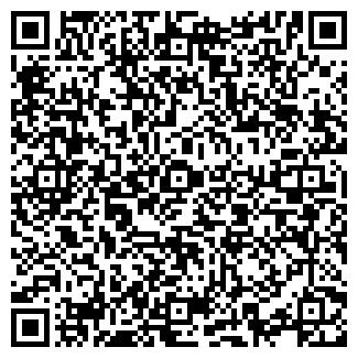 QR-код с контактной информацией организации ENTERFIN