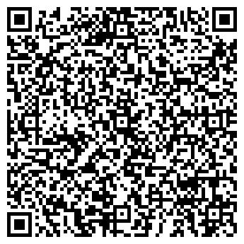 QR-код с контактной информацией организации ЦВЕТОЧНАЯ ПАЛИТРА