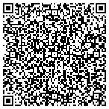 QR-код с контактной информацией организации ИНТЕРНЕТ-МАГАЗИН КОНТАКТНЫХ ЛИНЗ
