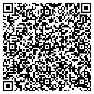 QR-код с контактной информацией организации GANZARA