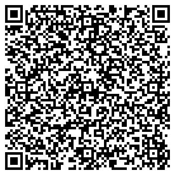 QR-код с контактной информацией организации ПОЛИГОН-ПРИНТ