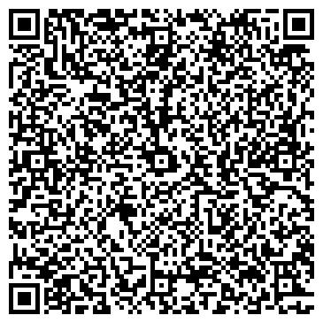 QR-код с контактной информацией организации РАДИУСС РЕКЛАМНАЯ МАСТЕРСКАЯ