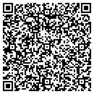 QR-код с контактной информацией организации ЗАО АБВ