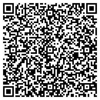 QR-код с контактной информацией организации ИЗЮММ