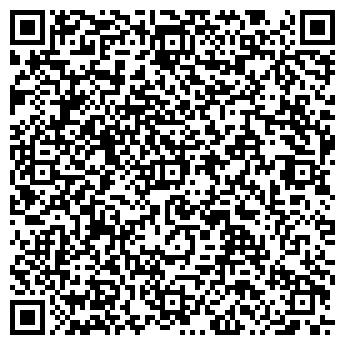 QR-код с контактной информацией организации BRAND-BTL