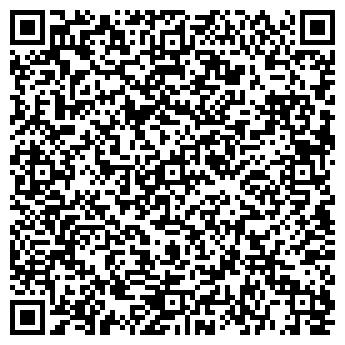 QR-код с контактной информацией организации ALL FASHION
