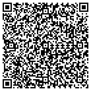 QR-код с контактной информацией организации АГЕНТСТВО ПЛАЗА