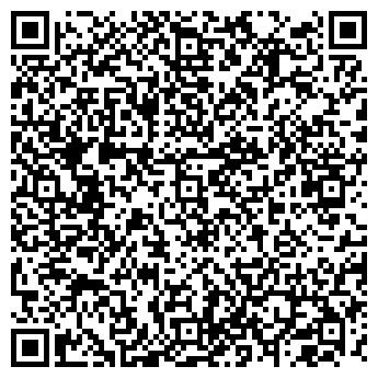 QR-код с контактной информацией организации ТУРГАЗ, ООО