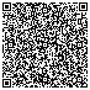 QR-код с контактной информацией организации ОКНО ГАЛЕРЕЯ СВЕТЛАНЫ ДОЛГАНОВОЙ