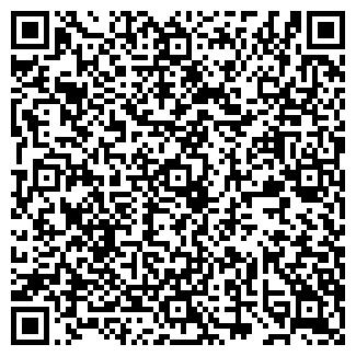 QR-код с контактной информацией организации ИН ПЛЮС
