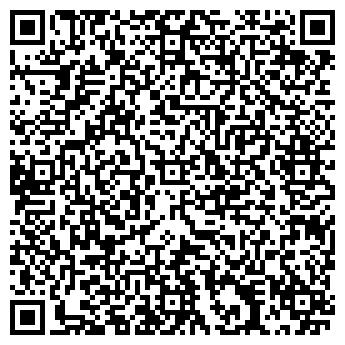 QR-код с контактной информацией организации HUMAN RESOURCE