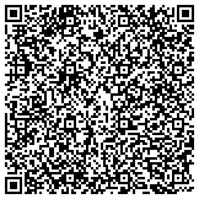 QR-код с контактной информацией организации БЮРО ПО ТРУДОУСТРОЙСТВУ ЛИЦ ПОПАВШИХ В ЭКСТРЕМАЛЬНУЮ ЖИЗНЕННУЮ СИТУАЦИЮ