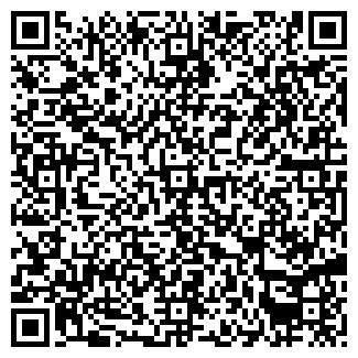 QR-код с контактной информацией организации АЛАНИТ