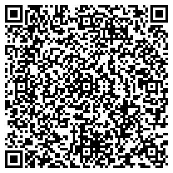 QR-код с контактной информацией организации АМП-УРАЛ