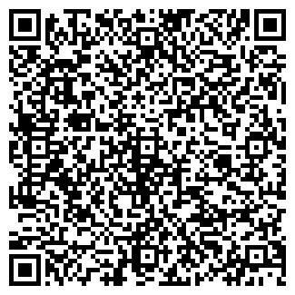 QR-код с контактной информацией организации ООО ФОКУС