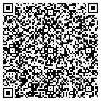 QR-код с контактной информацией организации КОНТАКТОР-М, ООО