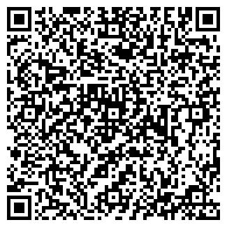 QR-код с контактной информацией организации ООО ЛЮС