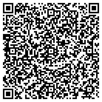 QR-код с контактной информацией организации АКВА ЦЕНТР МАГАЗИН