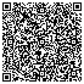 QR-код с контактной информацией организации АКВАТИКА, ООО