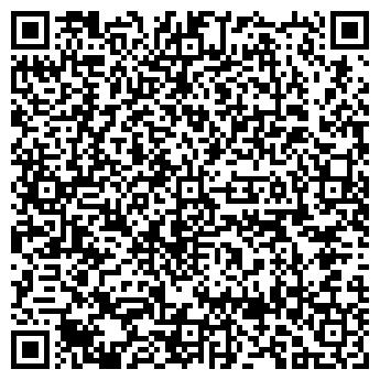 QR-код с контактной информацией организации ЭЛЕКТРОФОНД, ООО