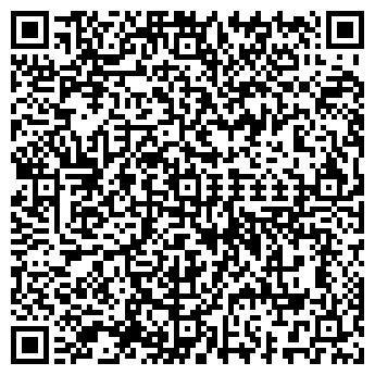 QR-код с контактной информацией организации ГЕОИНДУСТРИЯ