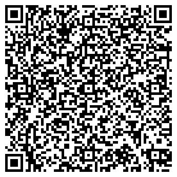 QR-код с контактной информацией организации ТЕХАВТОТРАК