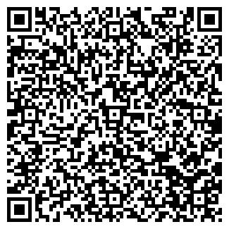 QR-код с контактной информацией организации АВИЭКС, ЗАО