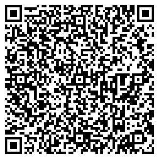 QR-код с контактной информацией организации ООО ЛЕНА