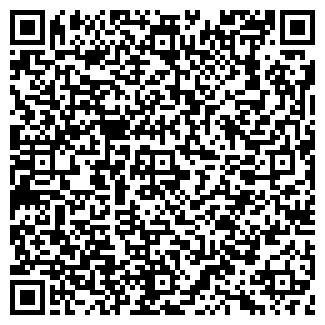 QR-код с контактной информацией организации ООО ИНКОМСЕРВИС