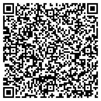 QR-код с контактной информацией организации ВИТРАЖИ М1