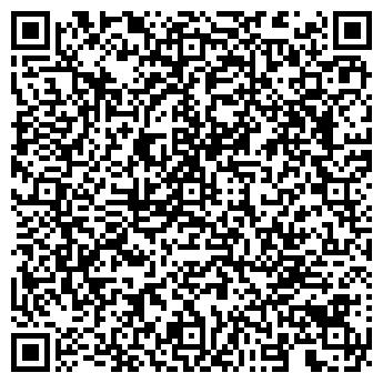 QR-код с контактной информацией организации ВИП НПК, ЗАО