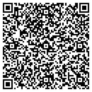 QR-код с контактной информацией организации КАМЕЛОТ