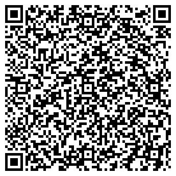 QR-код с контактной информацией организации ЛОГИСТИК-СЕРВИС