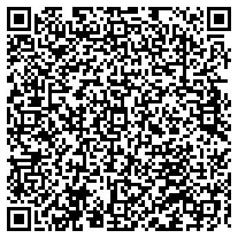 QR-код с контактной информацией организации ЕВРОГЛАСС-ТЕХНО