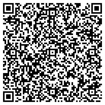 QR-код с контактной информацией организации РОССМЕТ ПП, ЗАО