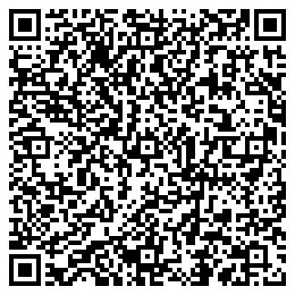 QR-код с контактной информацией организации ПОЛИМЕРХИМ