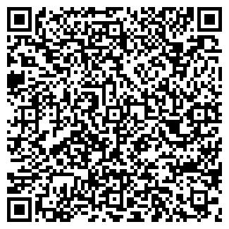 QR-код с контактной информацией организации РАУС, ООО